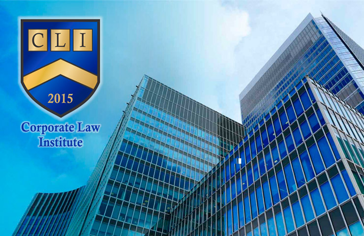Corporate Law Institute